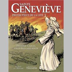Sainte Geneviève Protectrice de la cité