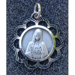 Médaille Notre-Dame de la Trinité Argent