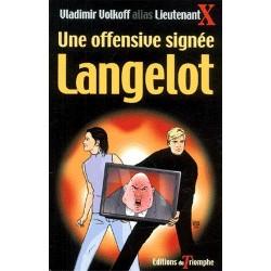 Langelot 08  Une offensive signée Langelot