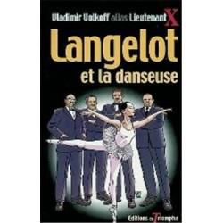 Langelot 17   Langelot et la danseuse