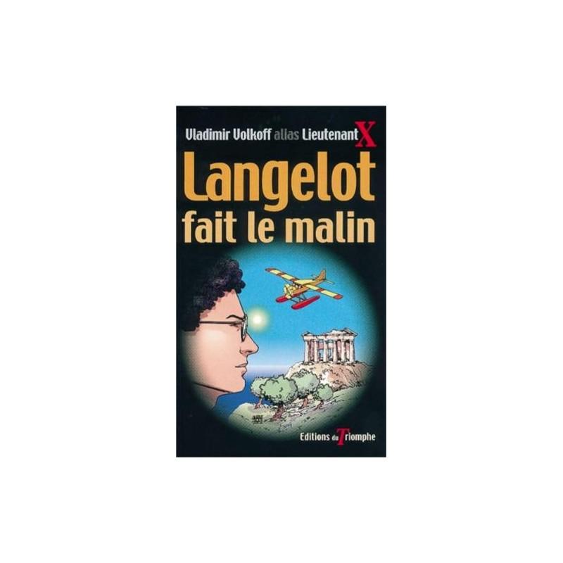 Langelot 19  Langelot fait le malin