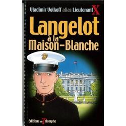 Langelot 25  Langelot à la Maison Blanche