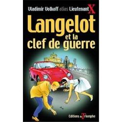 Langelot 36  Langelot et la clef de guerre