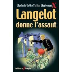 Langelot 40  Langelot donne l'assaut