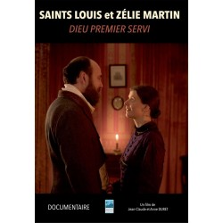 DVD. SAINTS LOUIS ET ZÉLIE...