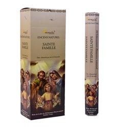 Bâtonnets d'encens Aromatika Sainte Famille 100% Naturel.