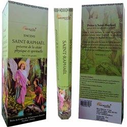 Bâtonnets d'encens Aromatika saint Raphaël 100% Naturel.