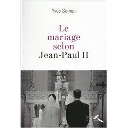 Le mariage selon Jean-Paul II