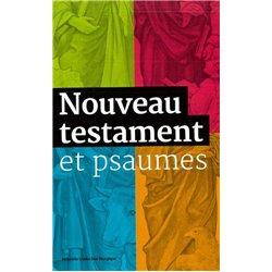 Nouveau Testament et Psaumes - Petit format