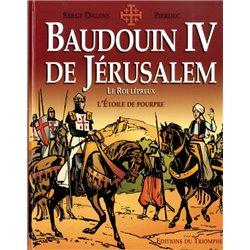 Baudoin IV de Jérusalem - BD