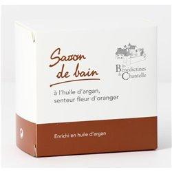 Savon de bain à l´huile d´argan senteur fleur d´oranger, 250 g