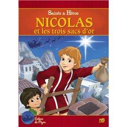 Nicolas et les 3 sacs d'or - DVD