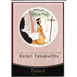 Bienheureuse Kateri Tekakwitha - DVD