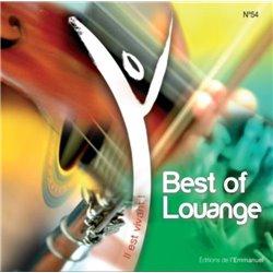CD Il est vivant ! Best of Louange n° 1 - CD 54 (double CD)