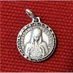Médaille Notre-Dame de la Trinité ciselée